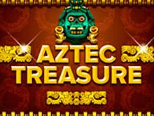 Игровые автоматы Aztec Treasure в клубе Вулкан