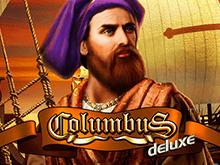 Игровые автоматы на деньги онлайн Columbus Deluxe
