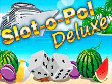 Игровые автоматы Slot-o-pol Delux в клубе Вулкан