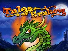 Игровые автоматы на деньги онлайн Tales Of Krakow