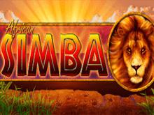 Игровой автомат на деньги African Simba