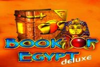 Слот Book of Egypt Deluxe в Вулкан клубе