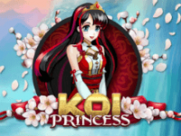 Koi Princess - играйте онлайн бесплатно