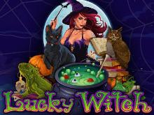 Lucky Witch - в игровом клубе Вулкан онлайн