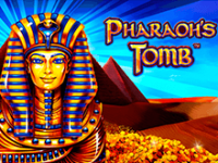 Pharaoh's Tomb в клубе Вулкан