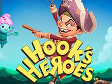 Играть на деньги в симулятор Герои Крюка на портале Вулкан