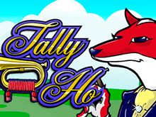 Выигрышный игровой автомат Талли Хо с бонусами