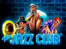 Джазовый Клуб от Плейтек: аппарат на деньги