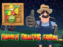 Funky Fruits — популярный автомат на деньги от Playtech