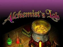 Alchemist's Lab от Playtech: игра онлайн на виртуальном игровом автомате в казино