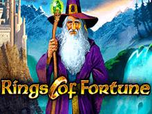 Игровой автомат Rings Of Fortune от Novomatic